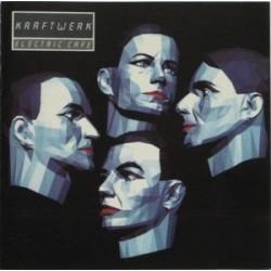 KRAFTWERK - Electric Cafe LP