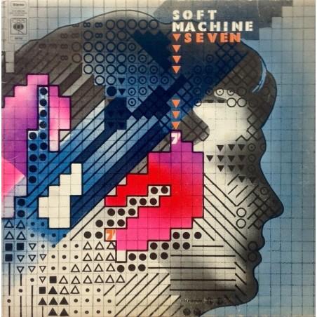 SOFT MACHINE - Seven LP