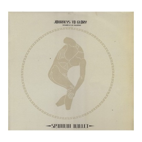 SPANDAU BALLET - Journeys To Glory LP (Original)