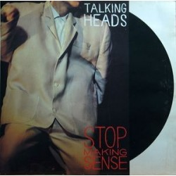 TALKING HEADS - Stop Making Sense LP