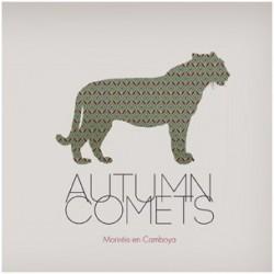 AUTUMN COMETS - Morireis En Camboya  LP