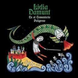 LIDIA DAMUNT - En El Cementerio Peligroso  LP