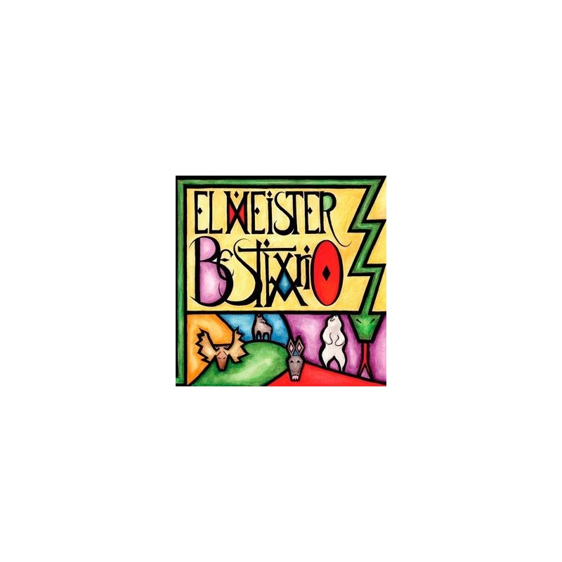 EL MEISTER - Bestiario LP