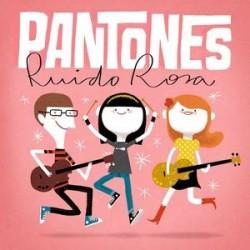 PANTONES - Ruido Rosa  LP