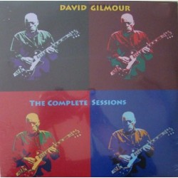 DAVID GILMOUR - The Complete Sessions LP