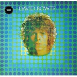 DAVID BOWIE - space LP