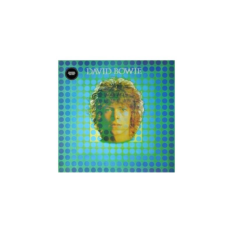 DAVID BOWIE - space LP