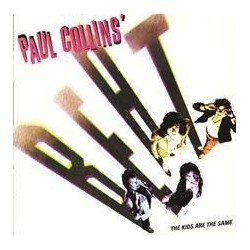 PAUL COLLINS' BEAT - The Kids Are The Same LP