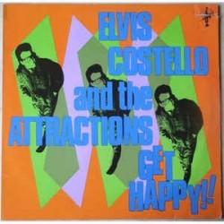 ELVIS COSTELLO & THE ATTRACTIONS - Get Happy LP