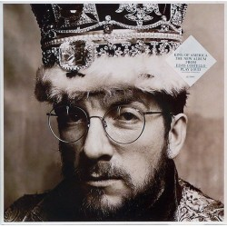 ELVIS COSTELLO - King Of America LP