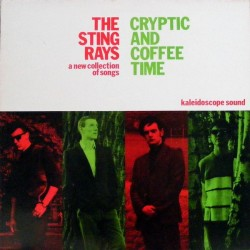 THE STING-RAYS - Cryptic And Coffee Time LP