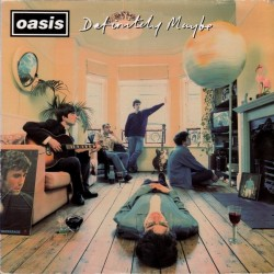 OASIS - Definitely Maybe LP