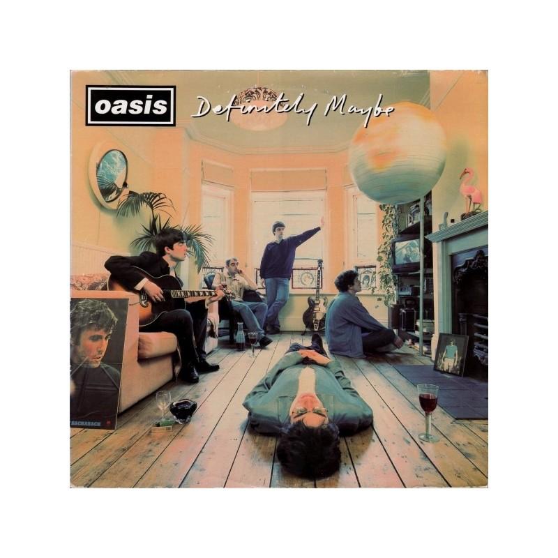 OASIS - Definitely Maybe LP