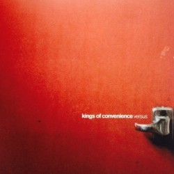 KINGS OF CONVENIENCE - Versus LP