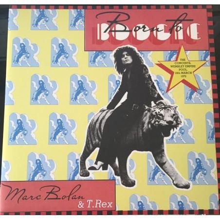 MARC BOLAN & T. REX - Born To Boogie LP