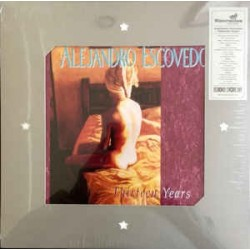 ALEJANDRO ESCOVEDO - THIRTEEN YEARS LP