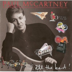 PAUL McCARTNEY - All The Best LP