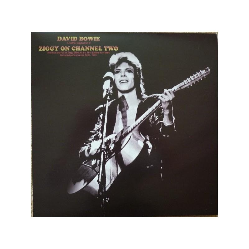 DAVID BOWIE - Ziggy On Channel Two LP