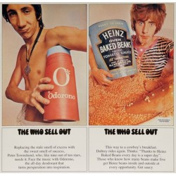 THE WHO –  Sell Out LP