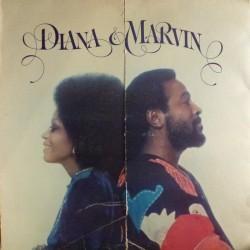 MARVIN GAYE & DIANA ROSS - Diana & Marvin LP