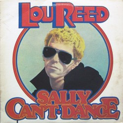 LOU REED - Sally Can't Dance LP