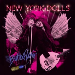 NEW YORK DOLLS - Butterflyin' LP