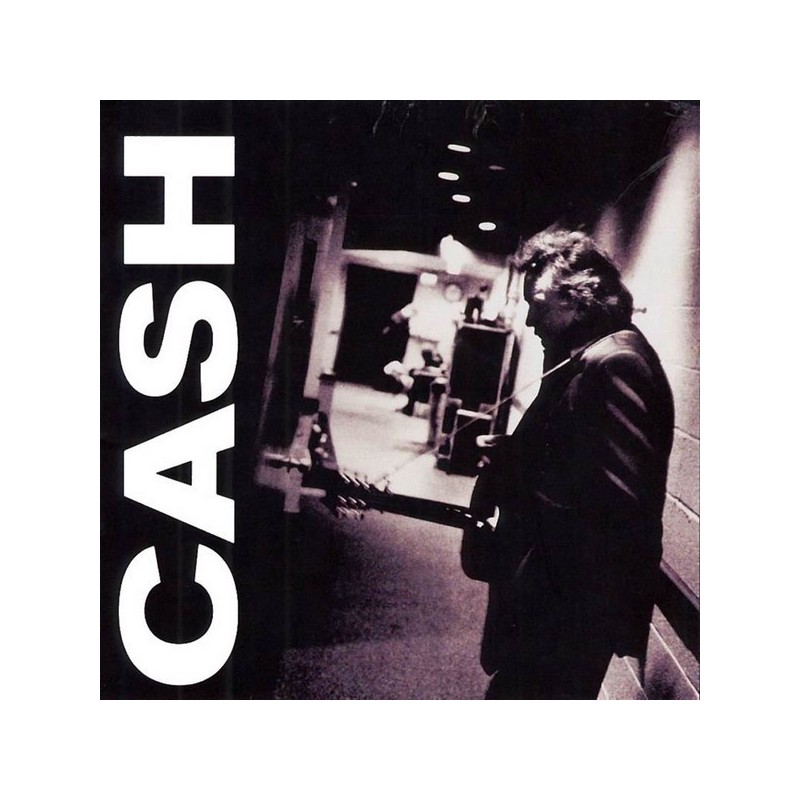 JOHNNY CASH ‎– American III: Solitary Man LP