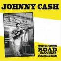 JOHNNY CASH – Wide Open Road - 1960-1962 Rarities LP
