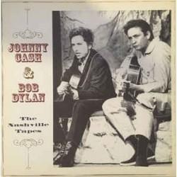 JOHNNY CASH & BOB DYLAN - The Nashville Tapes LP