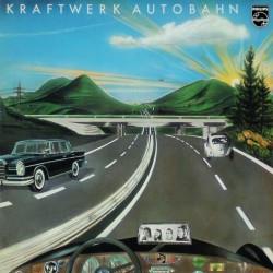 KRAFTWERK - Autobahn - German Version LP