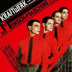 KRAFTWERK - Die Mensch·Maschine - German Version LP