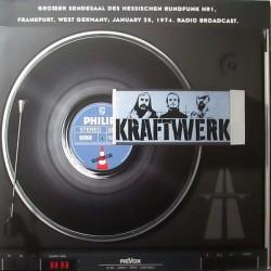 KRAFTWERK - RADIO BROADCAST 1974  LP