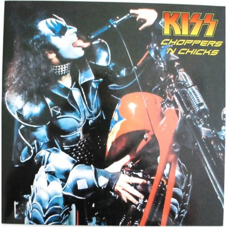 KISS - Choppers ´N Chicks LP