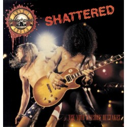 GUNS N' ROSES – Shattered 'Use Your Illusion' Outtakes' LP