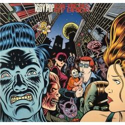 IGGY POP - Brick By Brick LP
