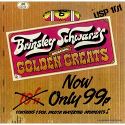 BRINSLEY SCWARZ - Original Golden Greats LP