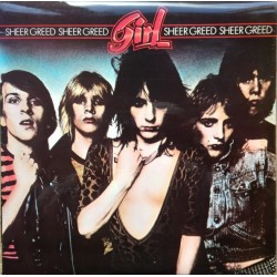 GIRL - Sheer Greed LP