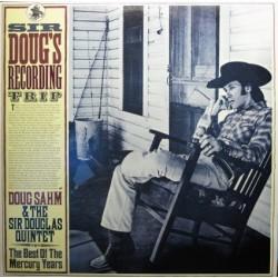 SIR DOUGLAS QUINTET - Recording Trip - The Mercury Years LP
