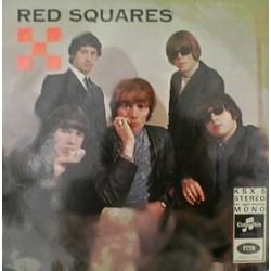 RED SQUARES - Red Squares LP