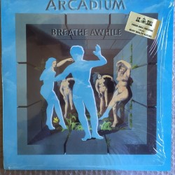 ARCADIUM - Breathe Awhile LP