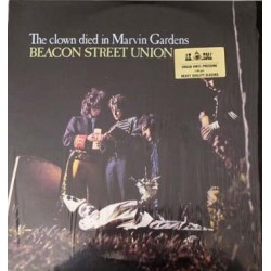 BEACON STREET UNION - The Clown Died In Marvin Gardens LP