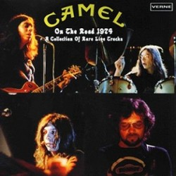 CAMEL - On The Road 1974 LP