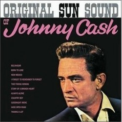 JOHNNY CASH ‎– Original Sun Sound LP
