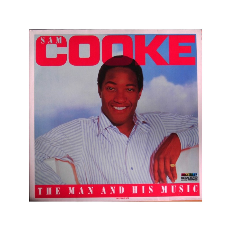 SAM COOKE - The Man And His Music LP