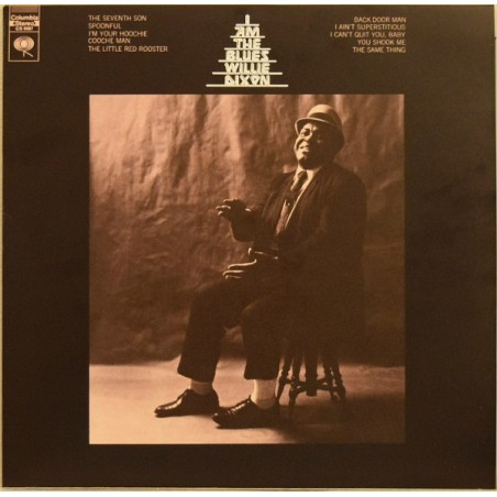 WILLIE DIXON - I Am The Blues LP