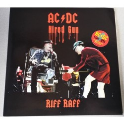 AC/DC - Hired Gun Live 2016 (Riff Raff) LP