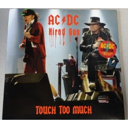 AC/DC - Hired Gun Live 2016 (Touch Too Much) LP