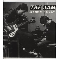 THE JAM - Set The Ritz Ablaze LP