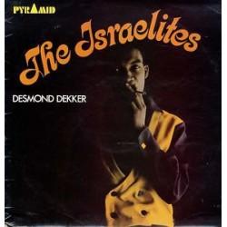 DESMOND DEKKER - The Israelites LP