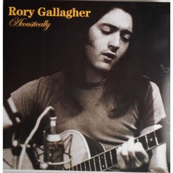 RORY GALLAGHER - Acoustically LP